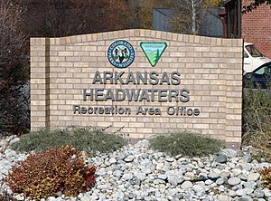 Arkansas Headwaters Recreation Area