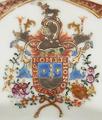 Armas de Joaquim Inácio da Cruz Sobral - Porcelana do Reinado Qianlong (1736-1795) 02.png