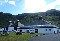 Arran Distillery, Lochranza , Isle of Arran.jpg