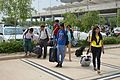 Arrival of Scholarship Holders - Wiki Conference India - Chandigarh International Airport - Mohali 2016-08-04 5873.JPG