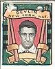 Art Devlin, New York Giants, baseball card portrait LCCN2007683840.jpg