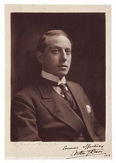 Arthur Joseph Davis English architect