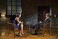 Artur Mas ha estat entrevistat per la periodista Ana Pastor, al programa El Objetivo, de la Sexta.jpg