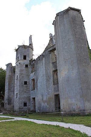 Asnières-en-Montagne - Image: Asnières en Montagne Chateau de Rochefort 23