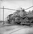 Atchison, Topeka, and Santa Fe, Locomotive No. 1065 with Tender (15735451656).jpg