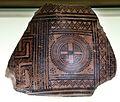 Attica, frammenti di anfore o crateri in stile geometrico, con compianto del defunto, IX e VIII secolo ac. 01.jpg
