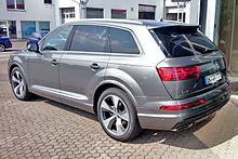 Audi Q7 3.0 TDI quattro S line Heck.JPG