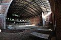 Auditorium Under Construction - Ramakrishna Mission Ashrama - Sargachi - Murshidabad 2014-11-11 8845.JPG