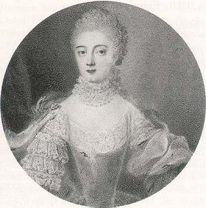 Duchess Auguste of Württemberg - Image: Augusta di Wurtt
