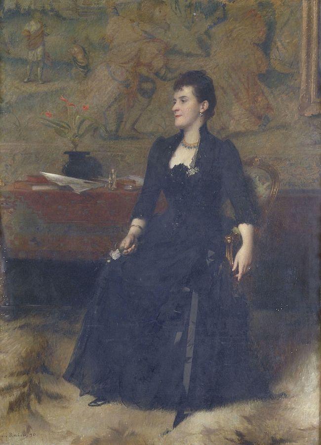 Portrait de Madame Rachou