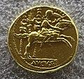 Augusto, aureo con caio cesare a cavallo.JPG