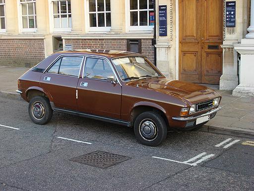 Popular Cars 1970s 4