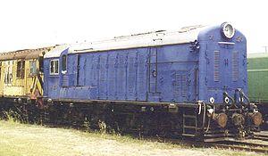 Rail transport in Tasmania - Image: Ausx 20