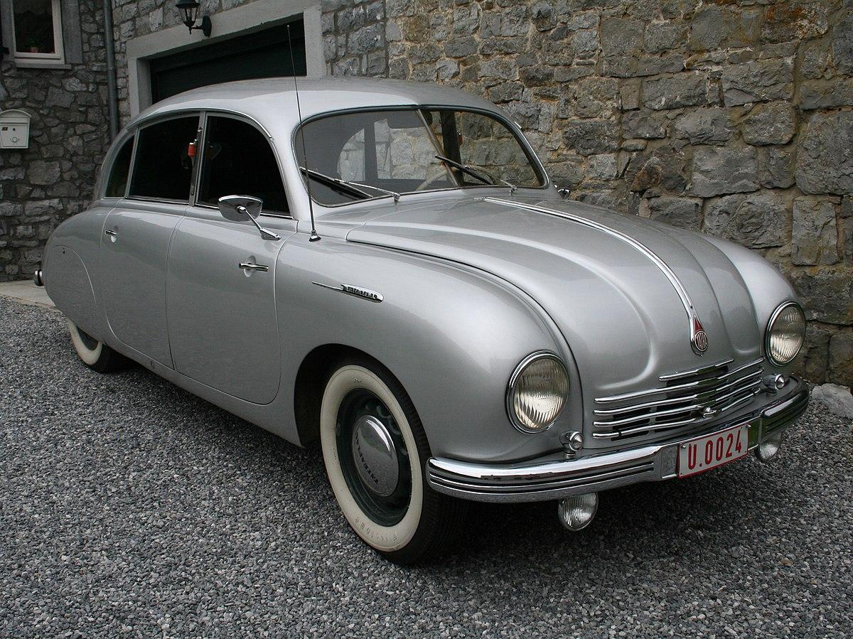 Tatra 600 – Wikipedie
