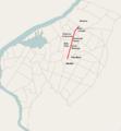 Avenida avda santisimo sacramento asuncion mapa.PNG