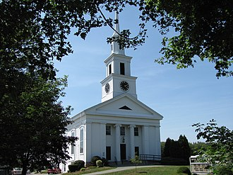 Avon, Massachusetts - Avon Baptist Church