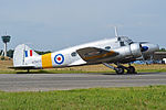 Avro Anson T21 WD413 (G-VROE) (9208980120).jpg