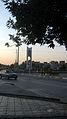 Azadi square in Morning - Nishapur 2.JPG