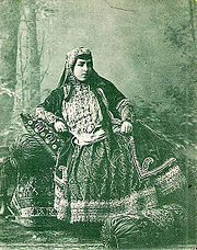 Azeri woman from nakhcivan.JPG