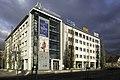 Bürogebäude - moderne Architektur in Halle (Saale) Glauchaer Platz - panoramio.jpg