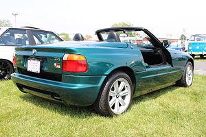 BMW Z1 - BMW Z1