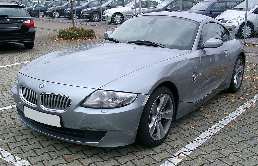 BMW Z4 front 20071105
