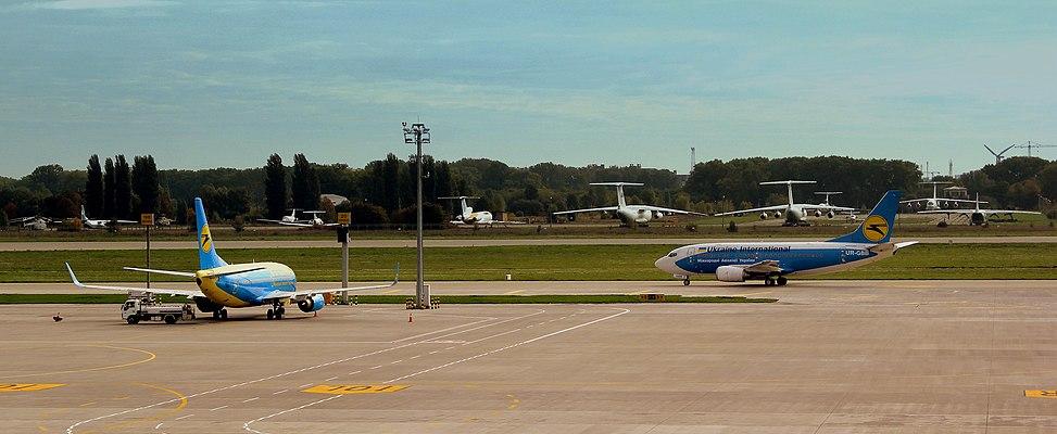 Міжнародний аеропорт «Бориспіль» — Вікіпедія bbe895c91b115