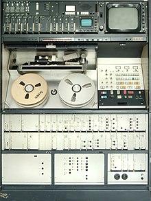 Un videoregistratore Bosch BCM40.