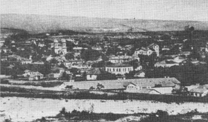 Babadag - Babadag at the end of the 19th century