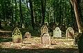 Bad Rappenau - Heinsheim - jüdischer Friedhof - Grabsteine auf Lichtung.jpg