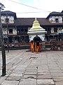 Badrinath temple in panauti.jpg