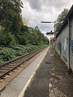 Haltepunkt Dortmund Tierpark