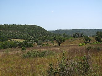 Greater Austin - Balcones Canyonlands National Wildlife Refuge.