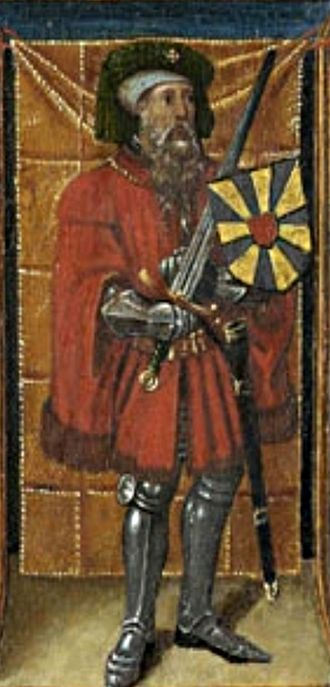 Baldwin IV, Count of Flanders - Image: Baldwin IV of Flanders