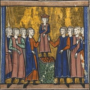 Baldwin V of Jerusalem - Image: Baldwin V of Jerusalem
