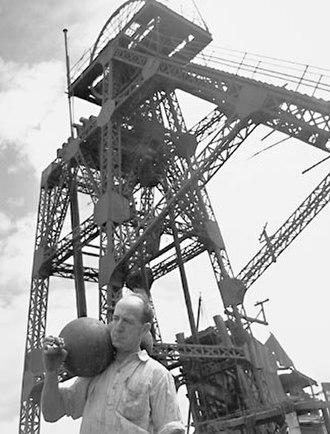 Birchgrove, New South Wales - Image: Balmain Colliery 1