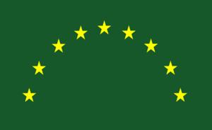 Ciénaga de Oro - Image: Bandera cdeoro