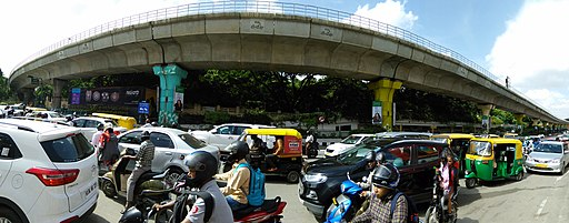 Bangalore MG Road 2
