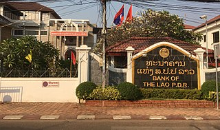 Bank of the Lao P.D.R.
