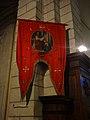 Bannière de procession, église ND de l'Assomption de Reillanne.JPG