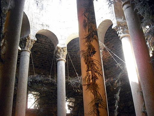 Banys arabs de Girona en temps de flors - Apodyterium 2