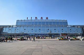 Baotou railway station