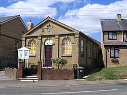 Baptist Chapel, Stondon, Beds - geograph.org.uk - 217331.jpg
