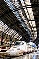 Barcelona - Estació de França - AVE Talgo 250.jpg