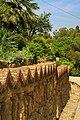 Barcelona - Parc Güell - Gaudí - View East III.jpg