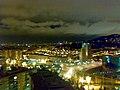 Barcelona de nit - Barri de la Guineueta (SW) - panoramio.jpg