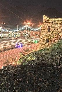 Bareq Governorate in Asir, Saudi Arabia