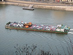 meaning of barge