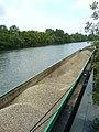 Barges de gravier sur les rives de la Seine coté Nanterre - panoramio.jpg