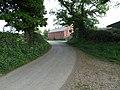 Barn and road - geograph.org.uk - 417721.jpg
